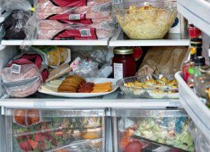 Проблема с размещением в холодильнике