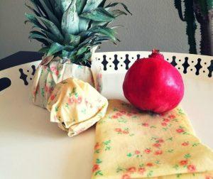Как сделать восковую салфетку своими руками