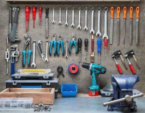 Хранение инструмента