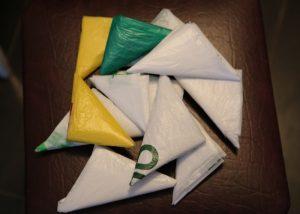 Треугольником