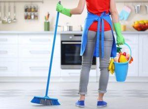 Почему нельзя делать уборку?