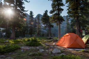 Как сложить палатку