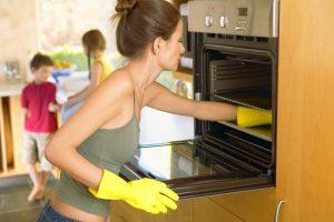 Средство для мытья духовки